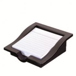 NOTE CUBE BOX HERLITZ BLACK LINE W/NOTES 9X9CM 01606037