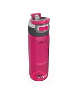 Water Bottle Kambukka Elton Bpa Free W/3In1 Snapclean Lid 750ml Lipstick 11-03009