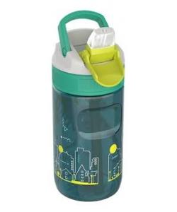Water Bottle Kambukka Lagoon Bpa Free W/Spout Lid 500Ml Urban Dino 11-04017