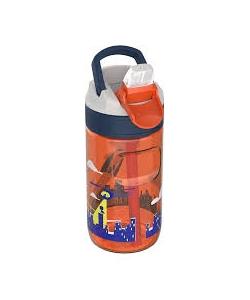 Water Bottle Kambukka Lagoon Bpa Free W/Spout Lid 500Ml Flying Superboy 11-04019
