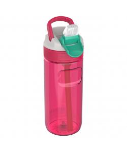 Water Bottle Kambukka Lagoon Bpa Free W/Spout Lid 500Ml Bubblegum 11-04023