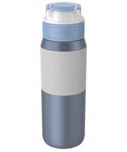 Water Bottle Kambukka Elton Insulated Stainless Steel W/3In1 Snapclean Lid 750Ml Sky Blue 11-03015