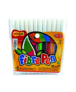 Marker Flexoffice Colokit 12/Pack Fp-01