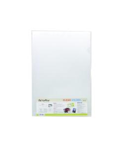 Folder Flexoffice FC Clear 0.15mm 10/Pack Fo-Ch02
