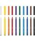 Felt Pen Bruynzeel Super Points Mxz Tin 10 Tips 3002M10