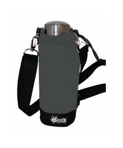 Pouch Cheeki Insulated 1L Large Charcoal