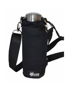 Pouch Cheeki Insulated 1L Large Black