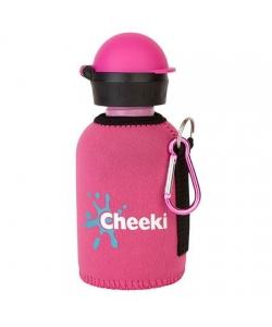 Pouch Cheeki 350Ml Kids Pink