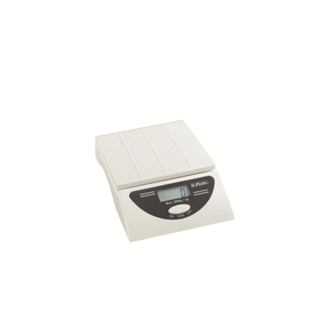 Scale Herlitz Electronic Up To 2000G 1604123