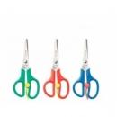 Scissor Herlitz 13Cm W/Scale Round Tip 8740052